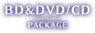 BD&DVD/CD PACKAGE